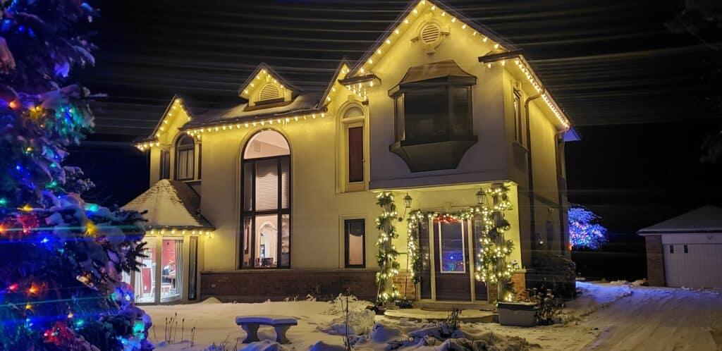 christmas light installation toronto
