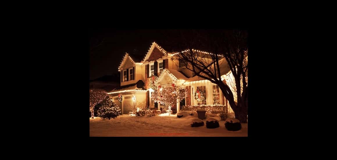 When Were The First Electric Christmas Lights Used.2019 Christmas Lights Installation Service Toronto
