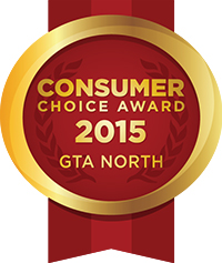 Consumer Choice Award Winner 2015
