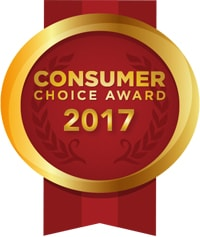 Consumer Choice Award Winner 2017