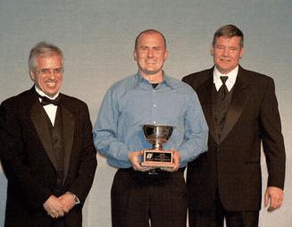 Landscape Ontario Award To LawnSavers President Kyle Tobin