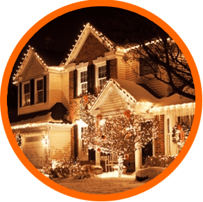 Professional Christmas Lighting & Decoration