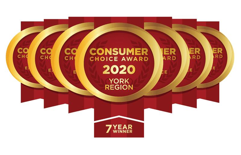 Consumer Choice Award Winner