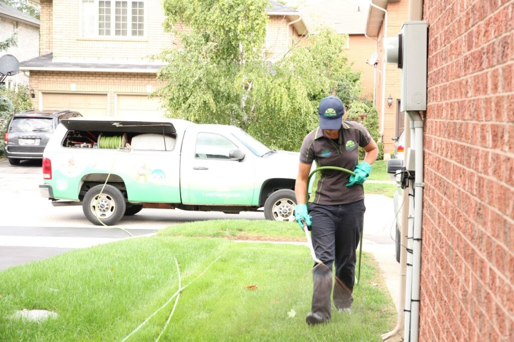 ajax lawn care maintenance lawnsavers