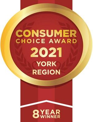 Consumers Choice Award 2021 Winner