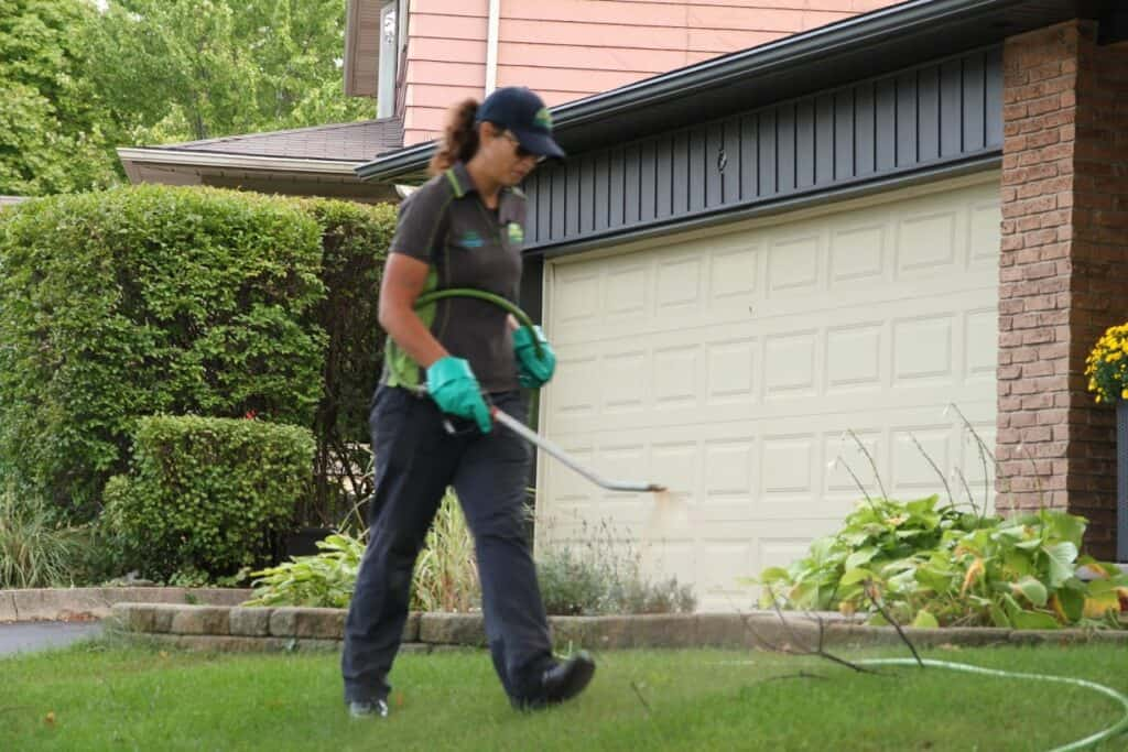 nobleton lawn care lawnsavers